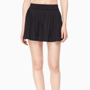 New Kate spade 2018 black mini skirt